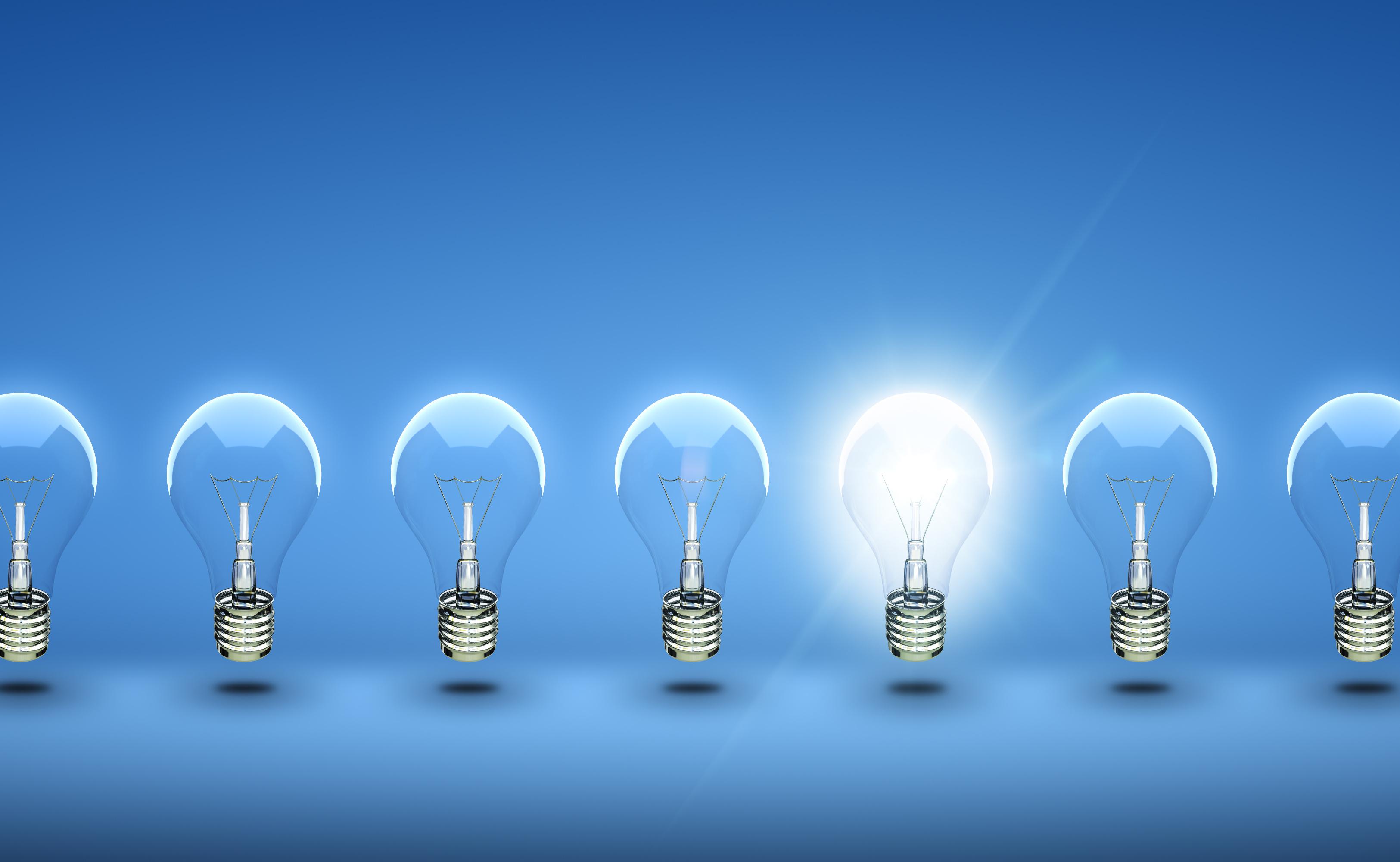 Divers solutions d'éclairage